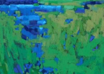 Marsh, Deep Summer Palette