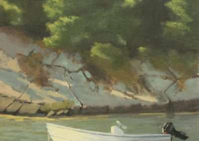Mooring in the Cove